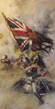 Waterzoï morne plat (photos du champ de bataille de Waterloo) M-055-10