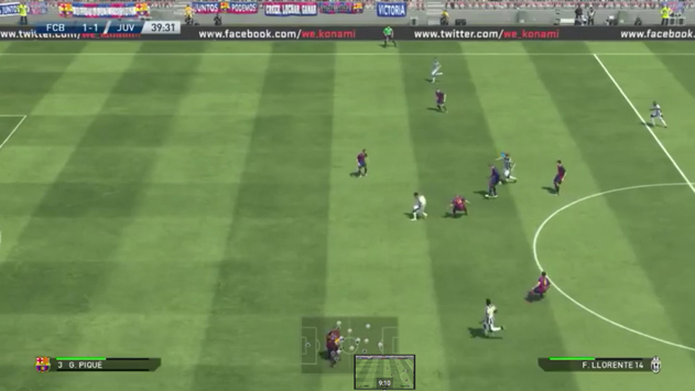La France, championne du monde sur le jeu Pro Evolution Soccer 2015 Foot11