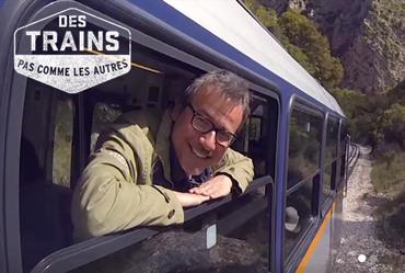 Des trains pas comme les autres ( France 5 ) Trains10