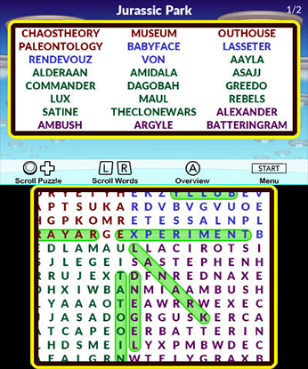 Review: Epic Word Search Collection (3DS eShop) 0b1fzb10