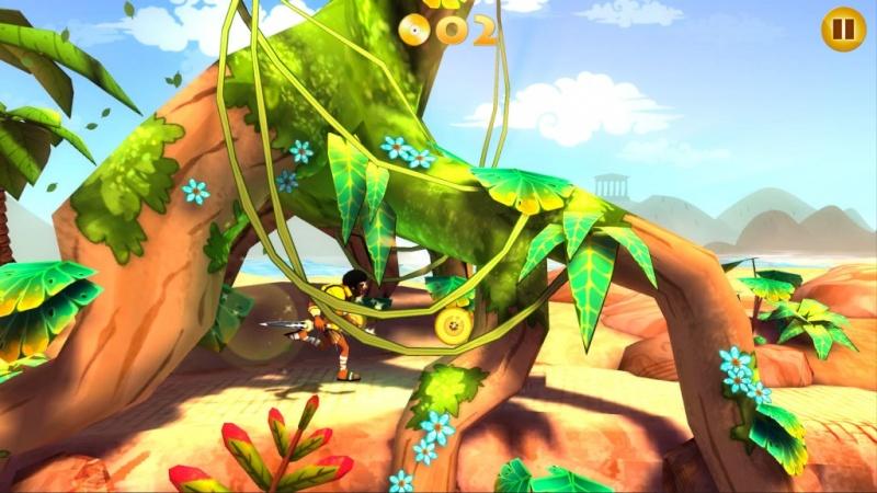 Review: Funk of Titans (Wii U eShop) 5-102410