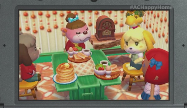 Preview: Animal Crossing: Happy Home Designer 630x10