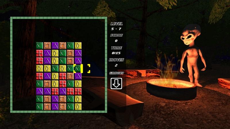 Review: Gravblocks+ (Wii U eShop) Gb2b_g12