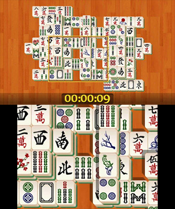 Review: Shanghai Mahjong (3DS eShop) Vvhcf912