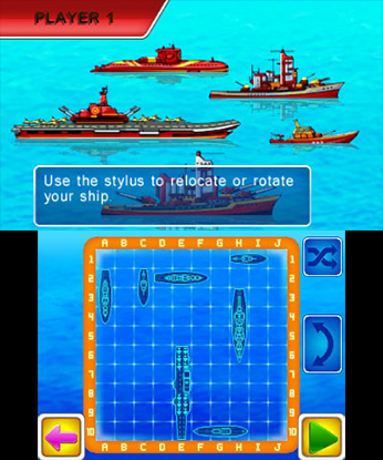 Review: Navy Commander (3DS eShop) Zesr5n10
