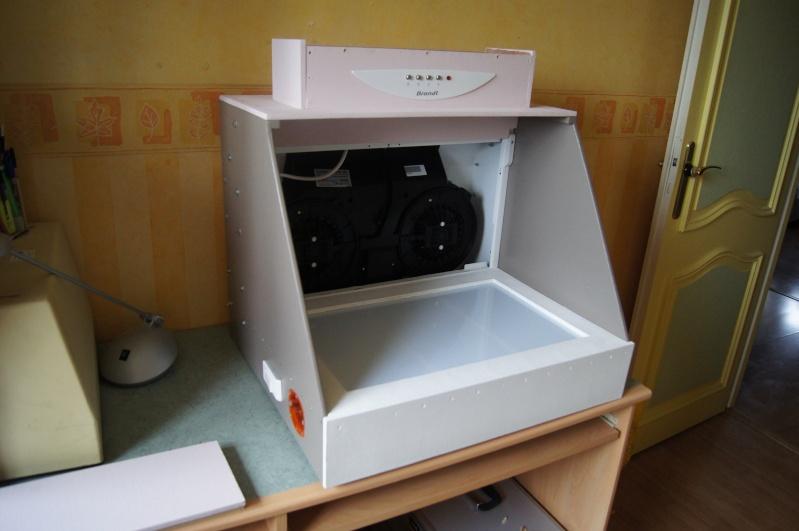 Fabriquer une cabine de peinture 10010