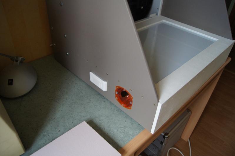 Fabriquer une cabine de peinture 10110