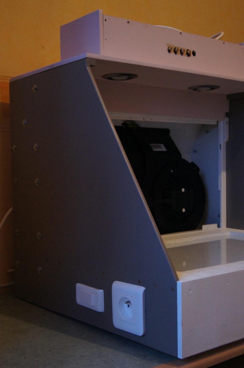 Fabriquer une cabine de peinture 10310