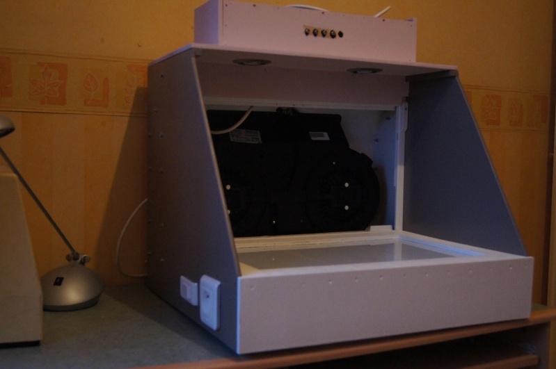 Fabriquer une cabine de peinture 10410