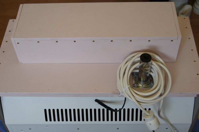 Fabriquer une cabine de peinture 10910