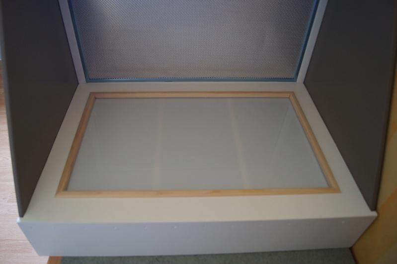 Fabriquer une cabine de peinture 13110