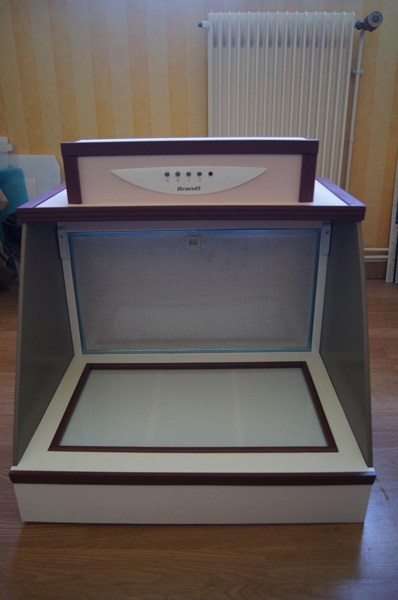 Fabriquer une cabine de peinture 13310