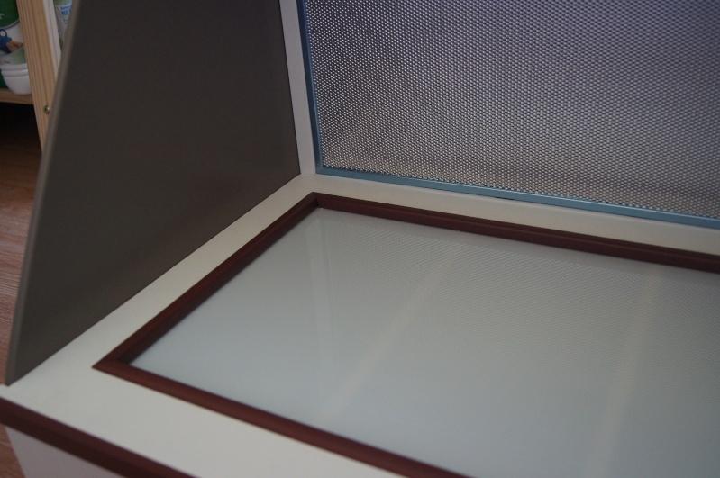 Fabriquer une cabine de peinture 13510
