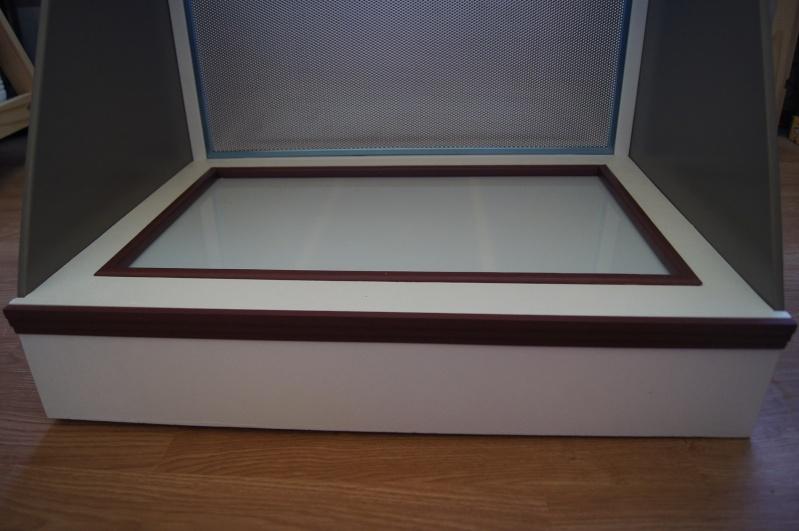 Fabriquer une cabine de peinture 13610