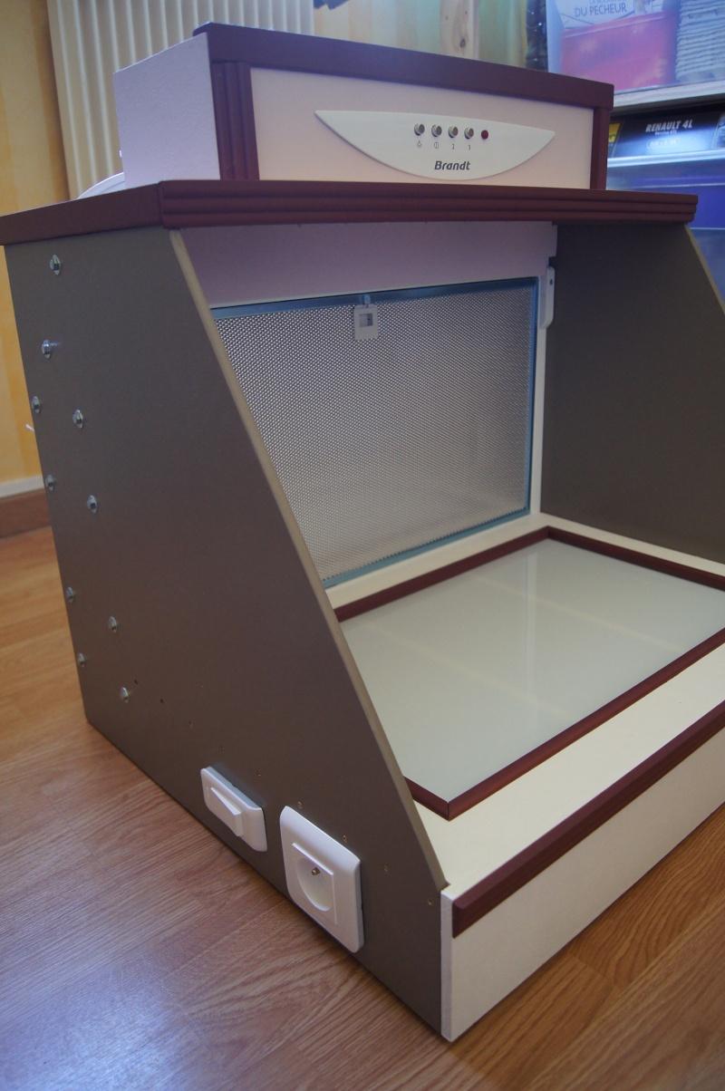 Fabriquer une cabine de peinture 13910