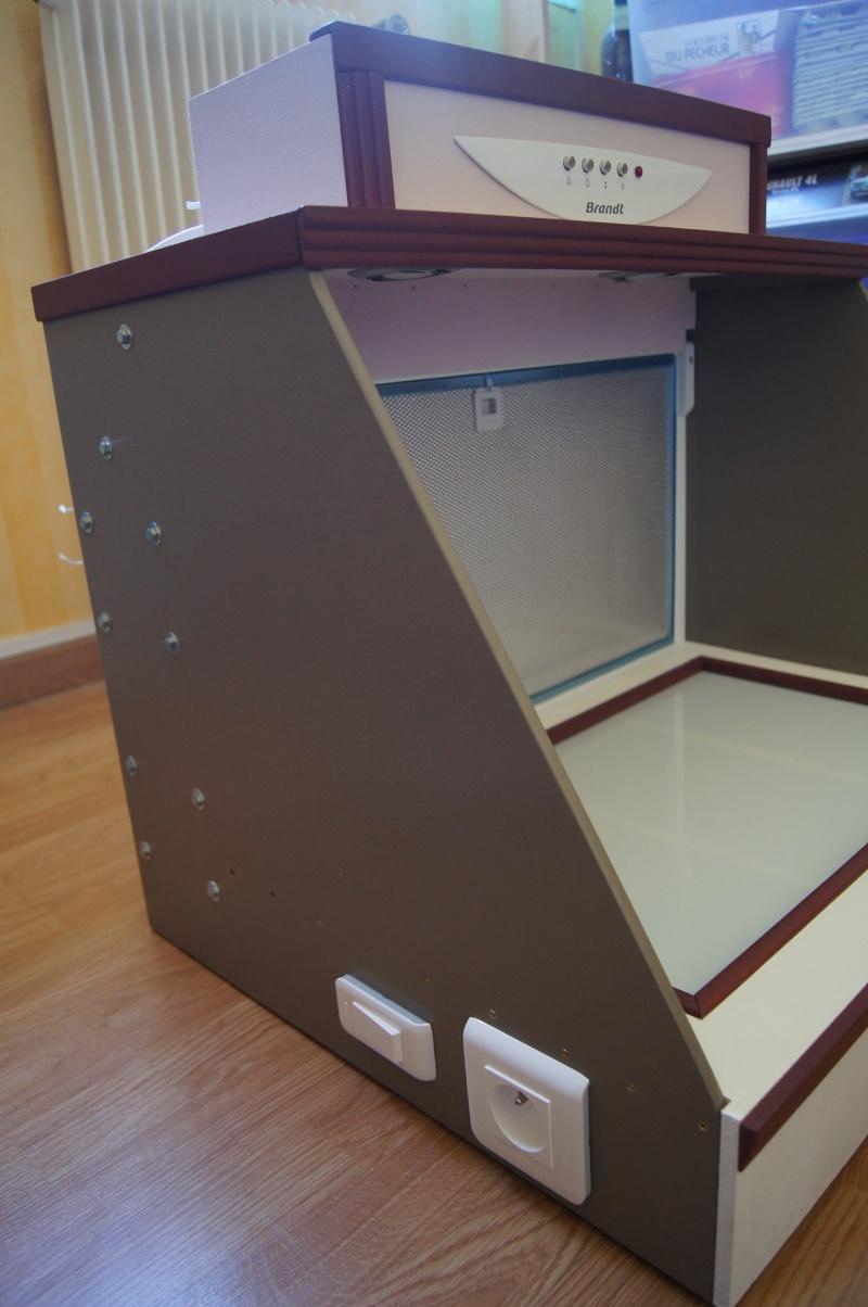Fabriquer une cabine de peinture 14010