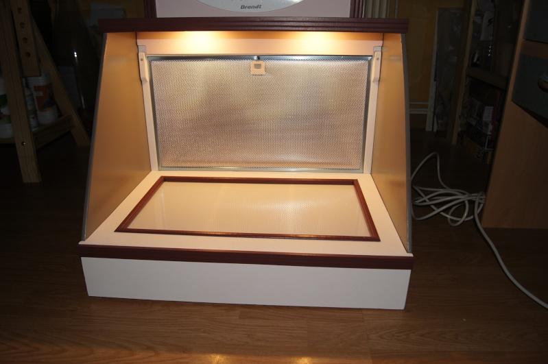 Fabriquer une cabine de peinture 14210