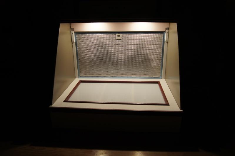 Fabriquer une cabine de peinture 14310