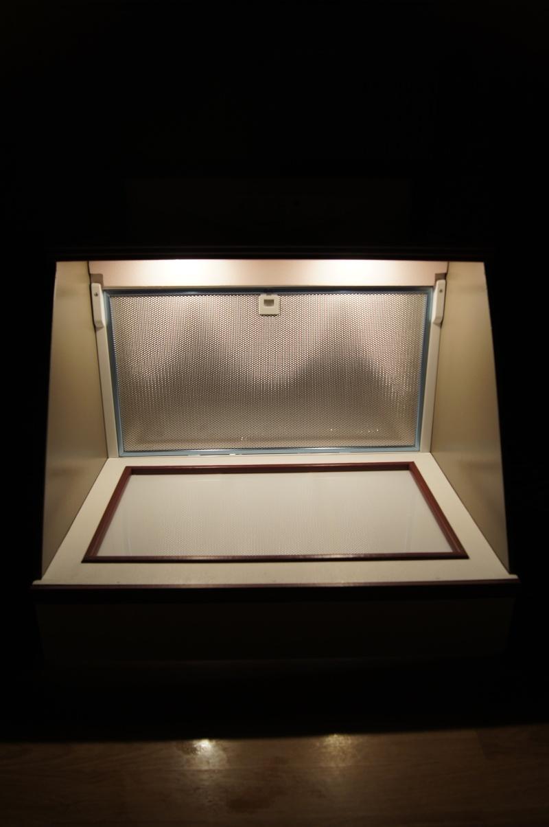 Fabriquer une cabine de peinture 14510