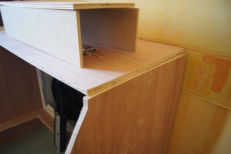 Fabriquer une cabine de peinture 1910
