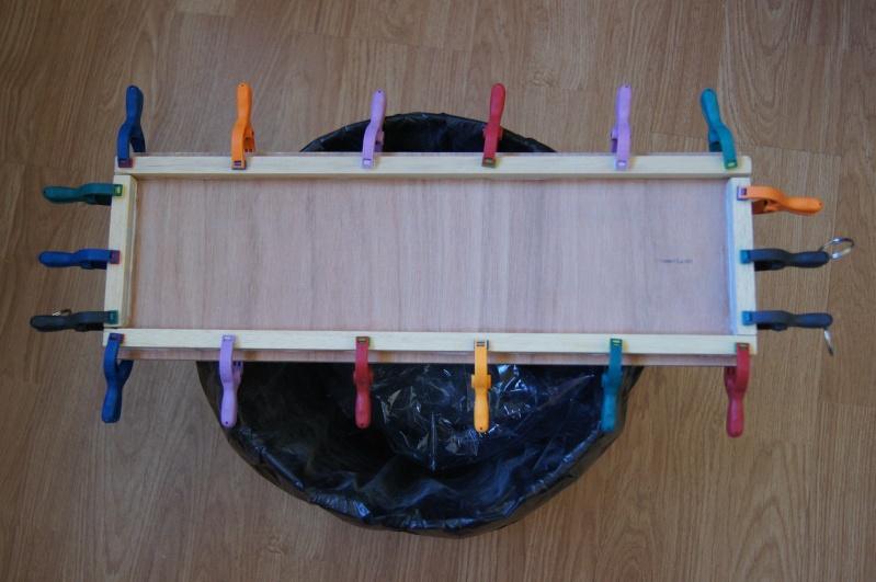 Fabriquer une cabine de peinture 2010