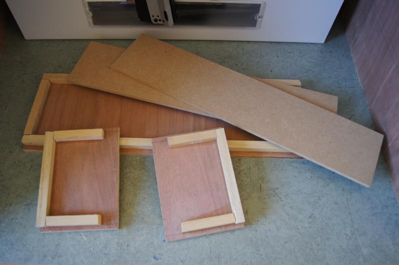 Fabriquer une cabine de peinture 2110