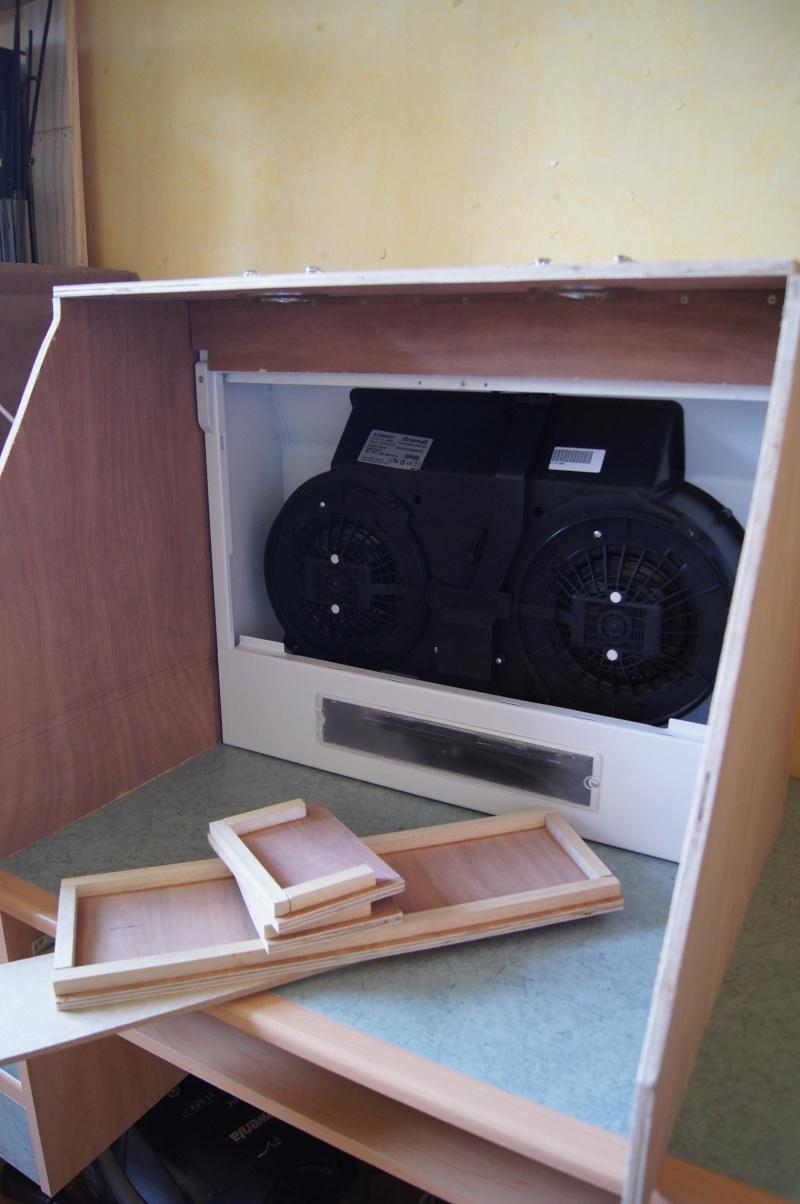 Fabriquer une cabine de peinture 2710