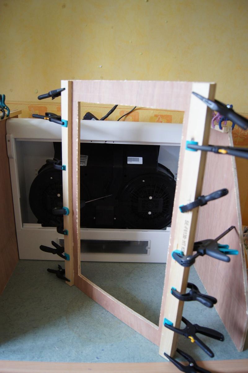 Fabriquer une cabine de peinture 2810