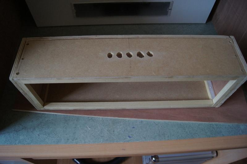 Fabriquer une cabine de peinture 3010