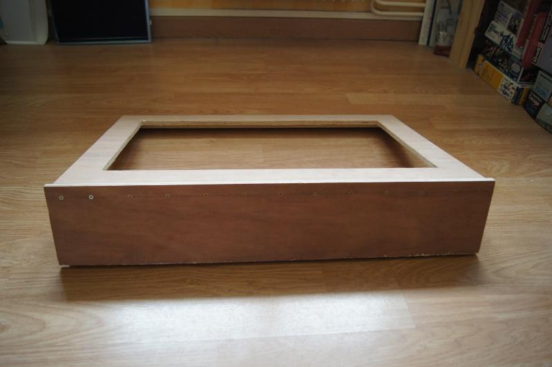 Fabriquer une cabine de peinture 5010