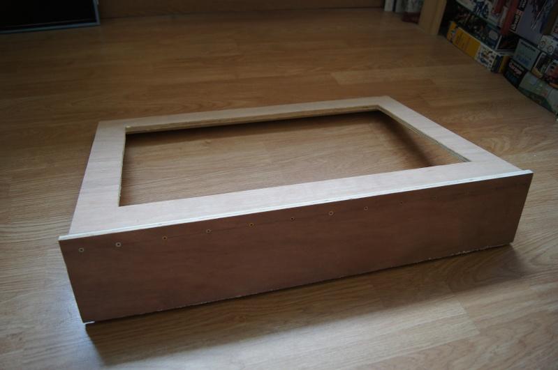 Fabriquer une cabine de peinture 5110