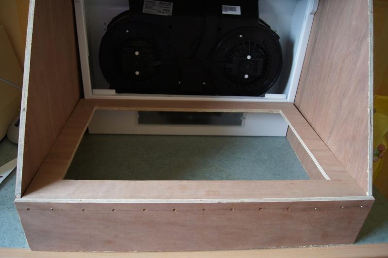Fabriquer une cabine de peinture 5210