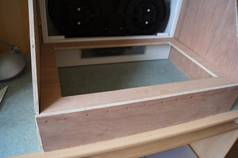 Fabriquer une cabine de peinture 5310