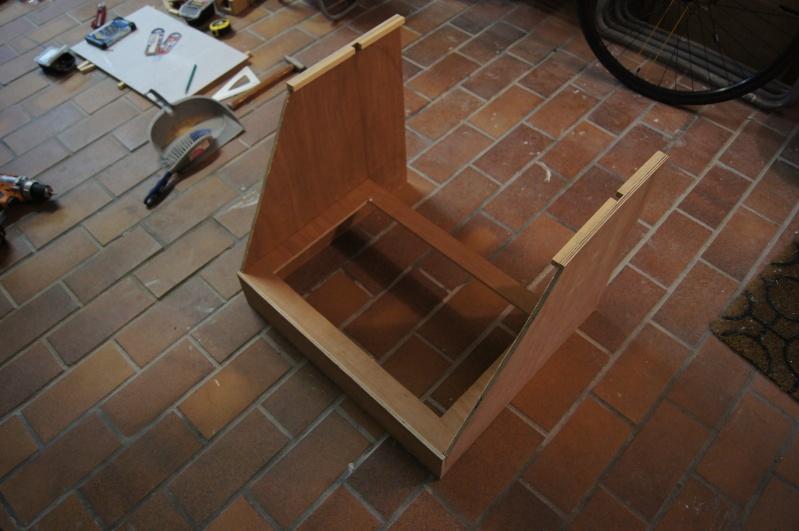 Fabriquer une cabine de peinture 5610
