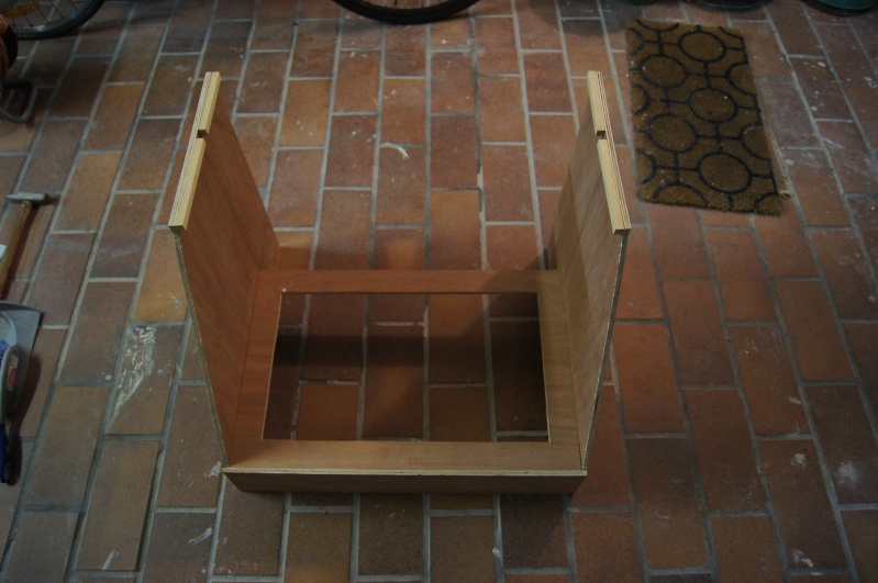 Fabriquer une cabine de peinture 5710