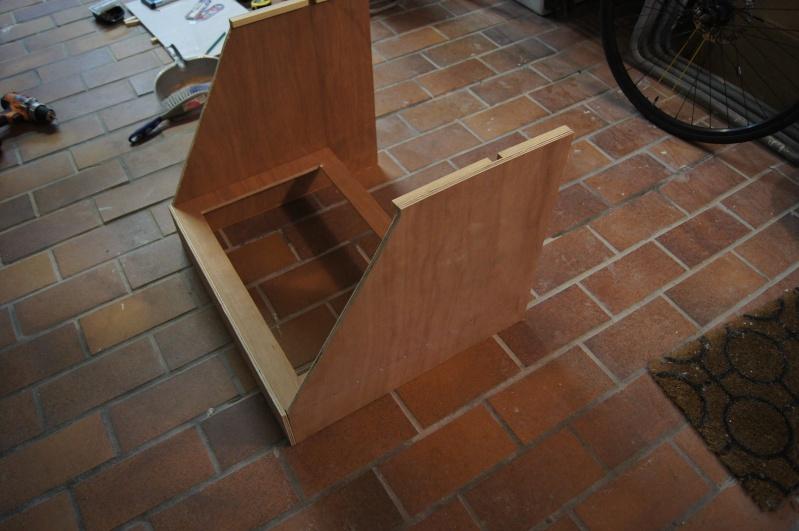 Fabriquer une cabine de peinture 5810