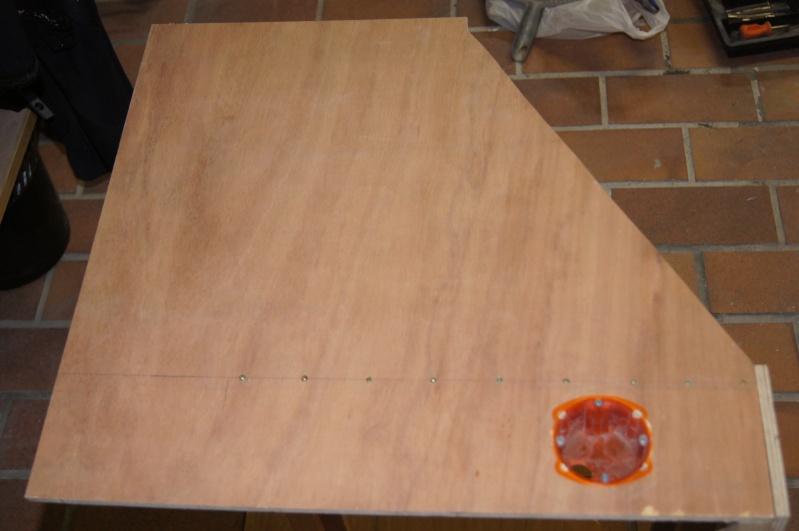 Fabriquer une cabine de peinture 6010