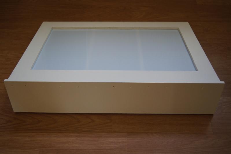Fabriquer une cabine de peinture 6710