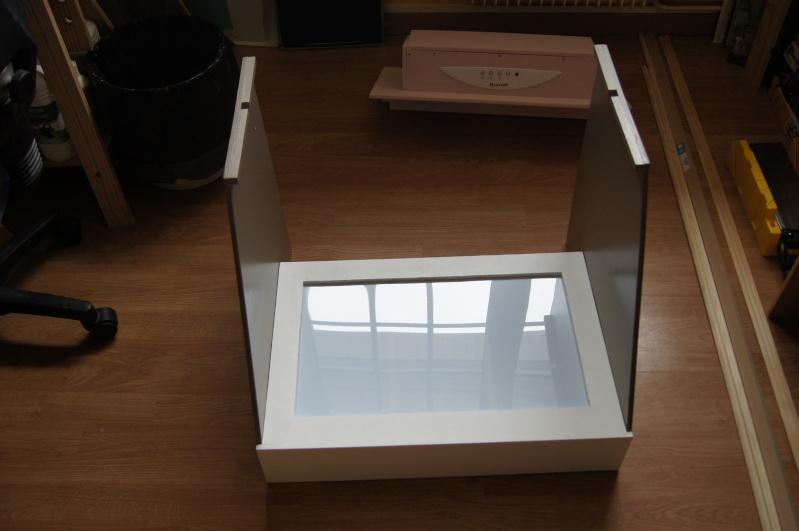 Fabriquer une cabine de peinture 7810