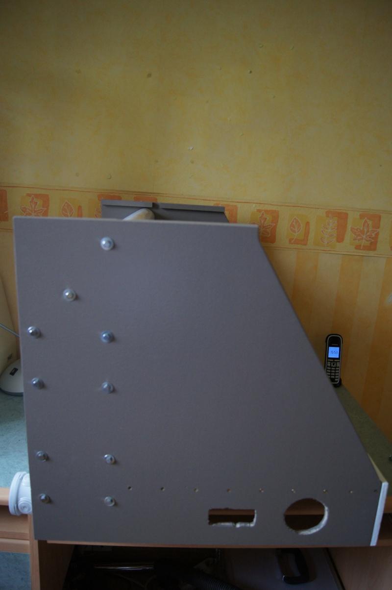 Fabriquer une cabine de peinture 8110