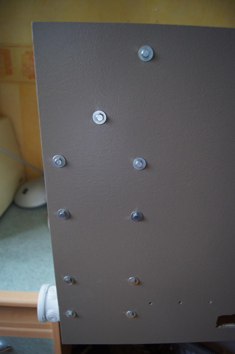 Fabriquer une cabine de peinture 8210