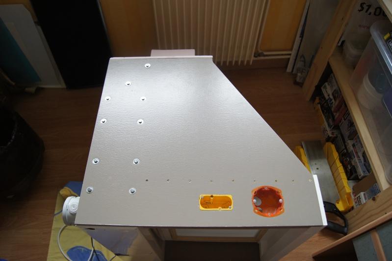 Fabriquer une cabine de peinture 8610