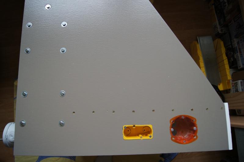 Fabriquer une cabine de peinture 8710
