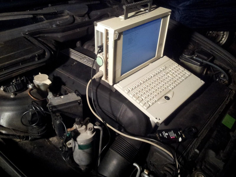 BMW scanner  77578110