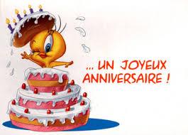 Bon anniversaire Boucle Anniv10