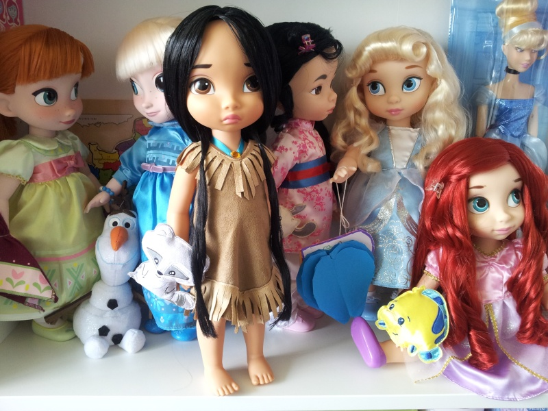 Disney Animator's Collection (depuis 2011) - Page 4 20150610