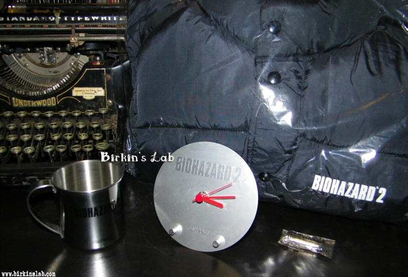 Biohazard (Resident Evil): Les NOT FOR SALE Bh2kuj11