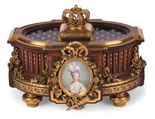 A vendre: meubles et objets divers XVIIIe et Marie Antoinette - Page 3 14333410