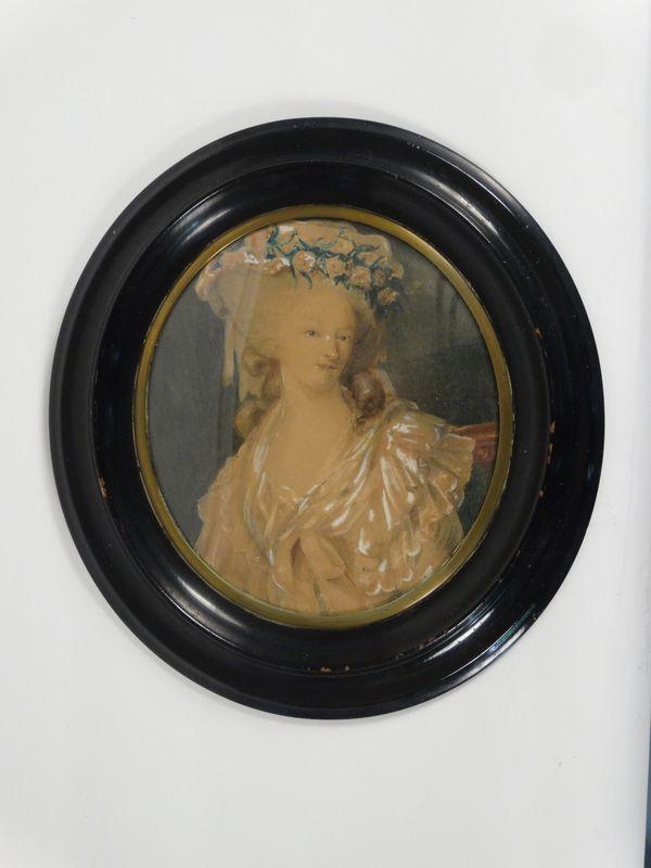 A vendre: portraits de Marie Antoinette? 14335018
