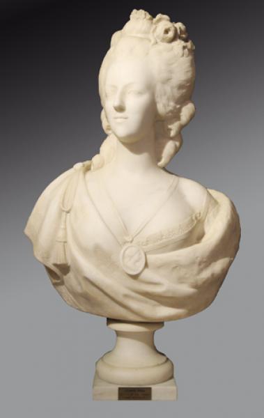 A vendre: bustes Marie Antoinette - Page 3 14341710